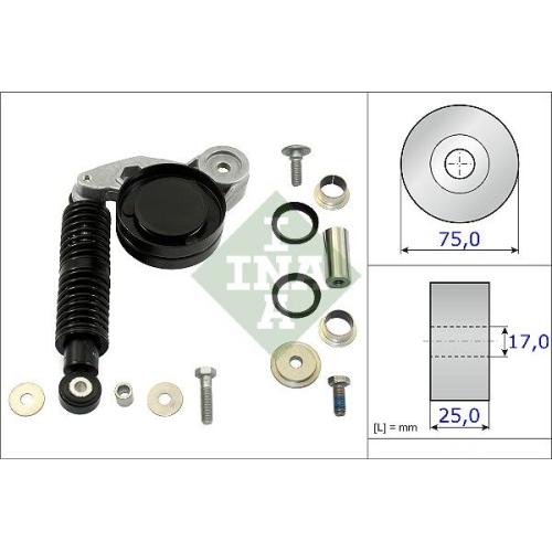 INA Repair Kit, v-ribbed belt tensioner 533 0118 10