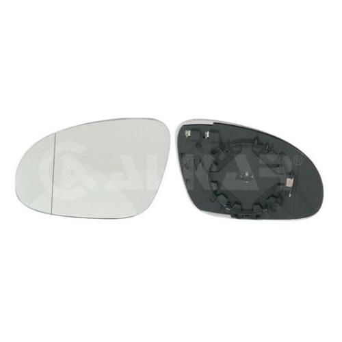 ALKAR Mirror Glass, outside mirror 6471128