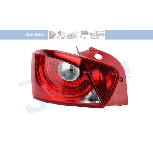 Combination Rearlight JOHNS 67 16 87-3 SEAT