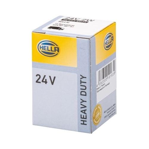 Bulb, instrument lighting HELLA 8GA 007 997-181 HEAVY DUTY