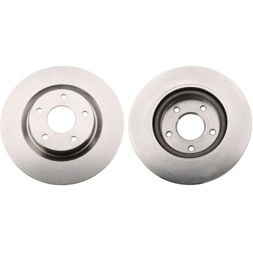 Brake Disc TRW DF6533 NISSAN