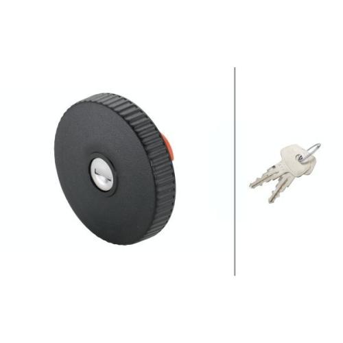Sealing Cap, fuel tank HELLA 8XY 004 716-001 BMW OPEL