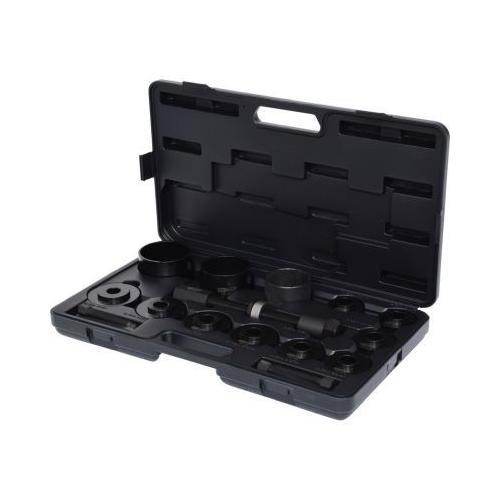 KS TOOLS Universal car wheel bearing tool set, 19 pcs 150.2075