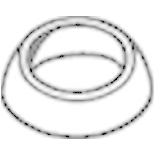 BOSAL Dichtring, Abgasrohr 256-520