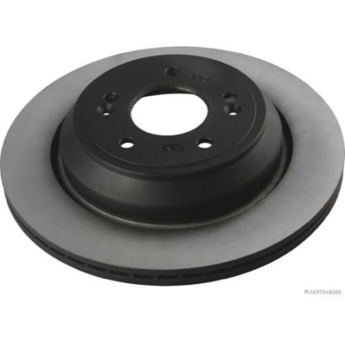 HERTH+BUSS JAKOPARTS Brake Disc J3310525