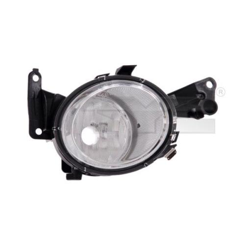Fog Light TYC 19-0663-01-2 OPEL