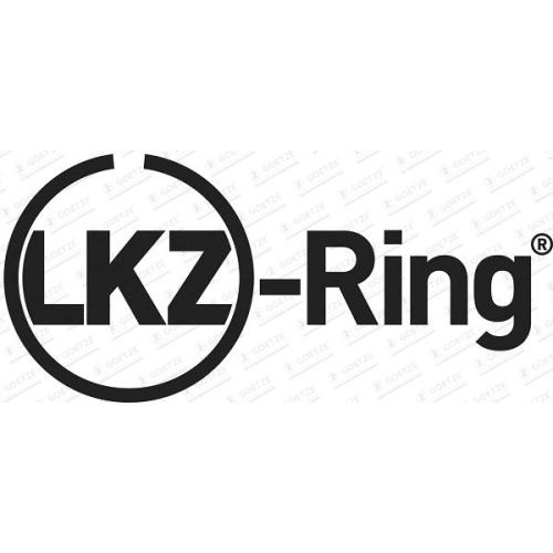 Piston Ring Kit GOETZE ENGINE 08-443800-00 LKZ-Ring® VAG
