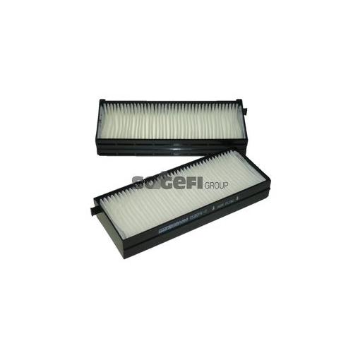 Filter, interior air CoopersFiaam PC8351-2 HYUNDAI