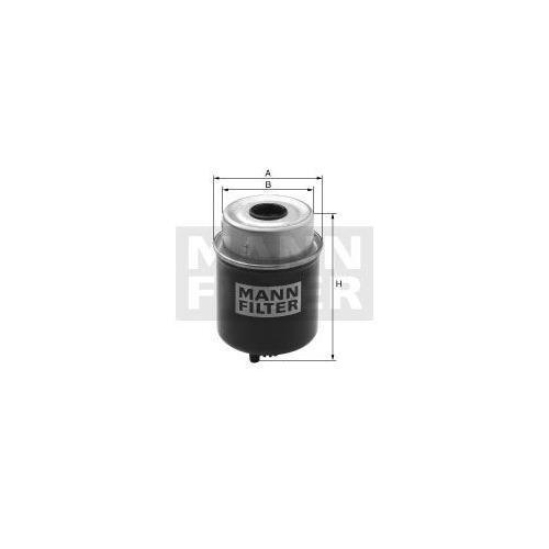 Kraftstofffilter MANN-FILTER WK 8111 CLAAS CATERPILLAR