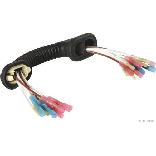 Cable Repair Set, tailgate HERTH+BUSS ELPARTS 51277095 VW