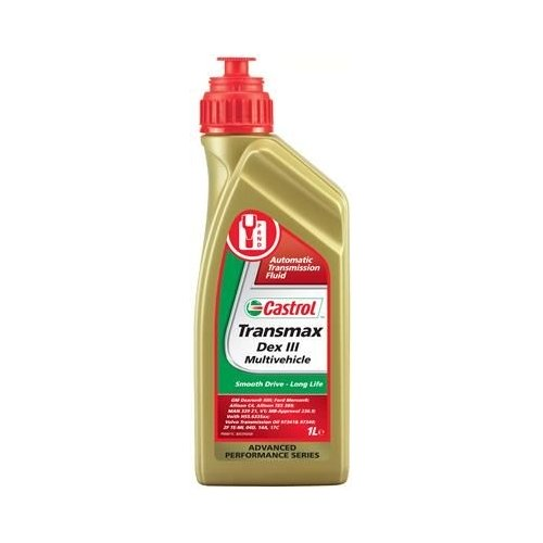 Automatic Transmission Oil CASTROL 154EE9 Transmax Dex III Multivehicle