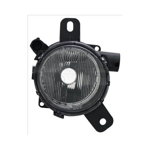 Fog Light TYC 19-11009-01-2 OPEL