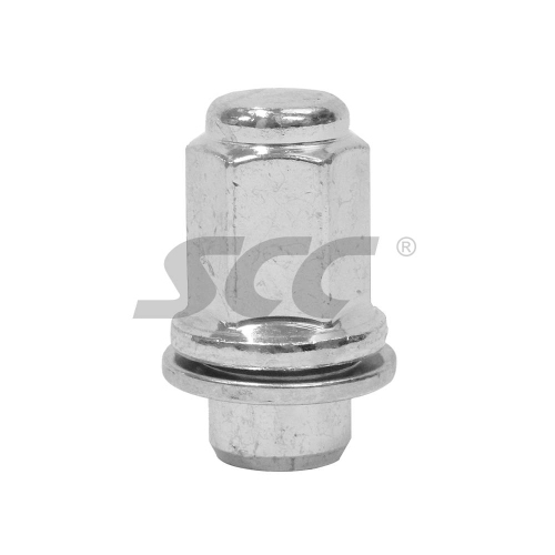 SCC Fahrzeugtechnik RADMUTTER M14X1,5. Artikel Nr.:M1415FLG1