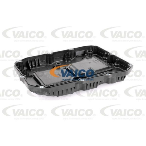 Oil sump, automatic transmission VAICO V30-2682 Original VAICO Quality