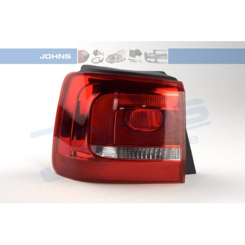 Combination Rearlight JOHNS 95 56 87-1 VW
