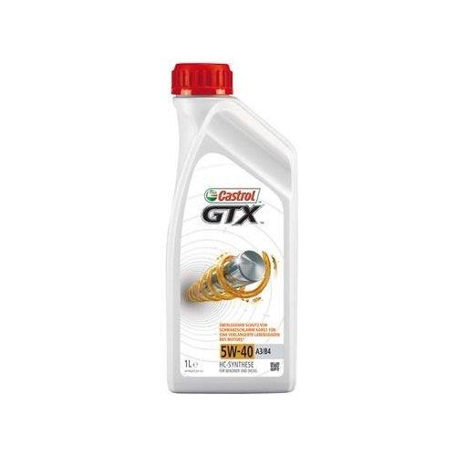 Engine Oil CASTROL 15218E GTX 5W-40 A3/B4