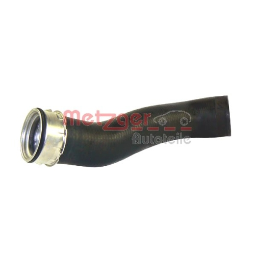 Charger Air Hose METZGER 2400134 BMW