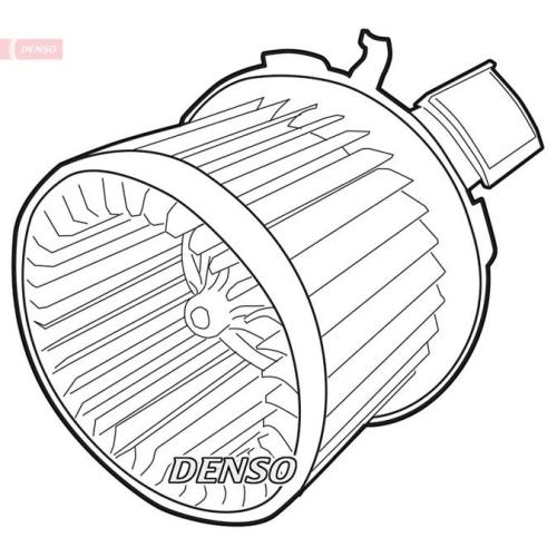Innenraumgebläse DENSO DEA21004 CITROËN/PEUGEOT