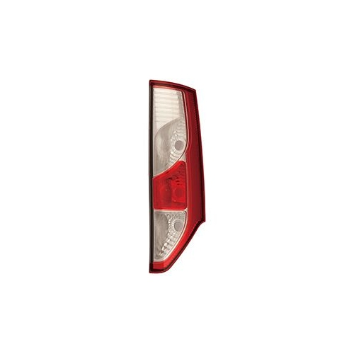 Combination Rearlight VAN WEZEL 4412932 RENAULT