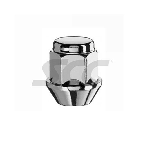 SCC Fahrzeugtechnik RADMUTTER M12X1,5. Artikel Nr.:M1215KEGNC