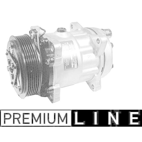 Kompressor, Klimaanlage MAHLE ACP 984 000P BEHR *** PREMIUM LINE ***
