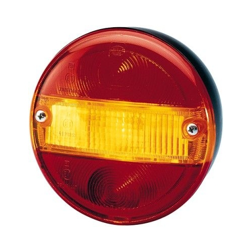Combination Rearlight HELLA 2SD 001 685-231 AEBI DAF FIAT FRUEHAUF IVECO MAN