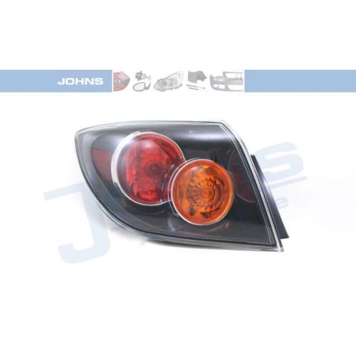 Combination Rearlight JOHNS 45 08 87-41 MAZDA