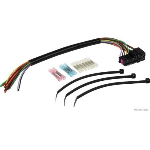 Kabelreparatursatz, Tür HERTH+BUSS ELPARTS 51277198 AUDI