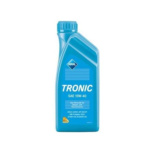 ARAL engine oil Tronic 15W-40 1 liter 14F73E