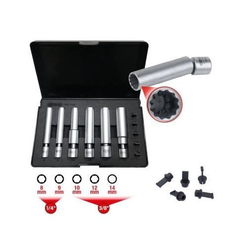 Socket Set, spark plug KS TOOLS 500.7325