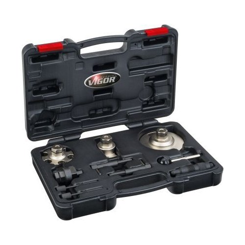 Retaining Tool Set, valve timing VIGOR V4375 Motor