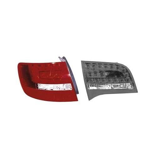 Combination Rearlight VAN WEZEL 0340935 AUDI