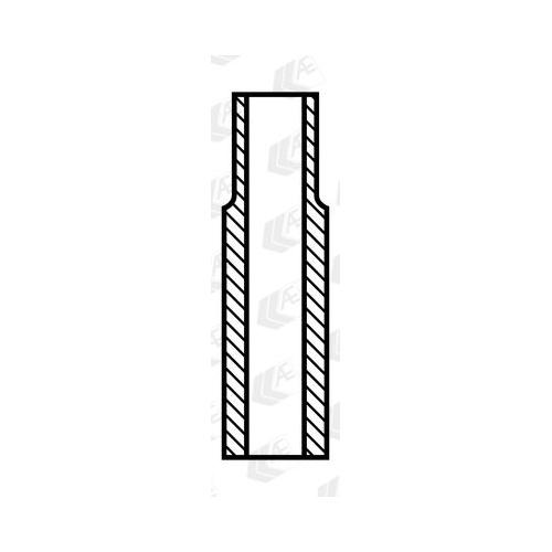 Ventilführung AE VAG96028 OPEL