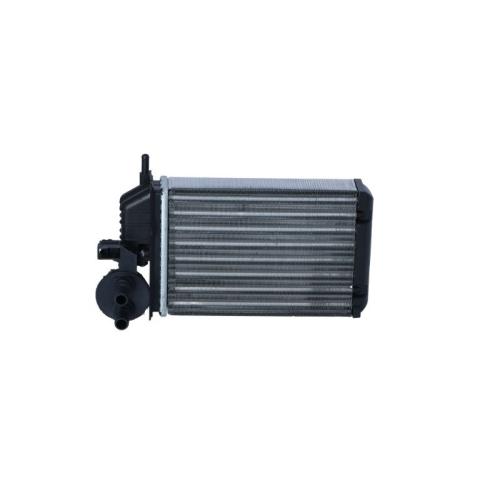 Wärmetauscher, Innenraumheizung NRF 53610 EASY FIT FIAT