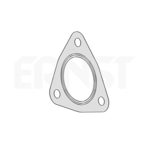 Gasket, exhaust pipe ERNST 499637 VAG