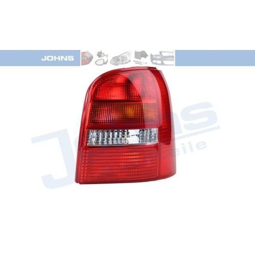 Combination Rearlight JOHNS 13 09 88-7 AUDI