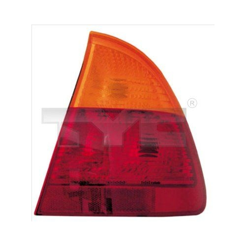 Combination Rearlight TYC 11-0012-01-2 BMW