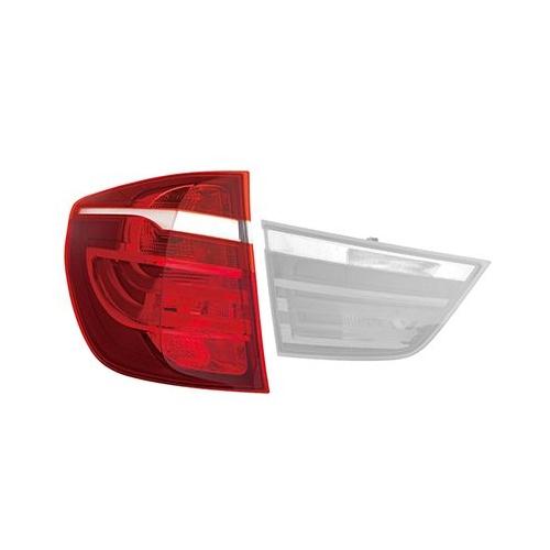 Combination Rearlight VAN WEZEL 0682935 BMW