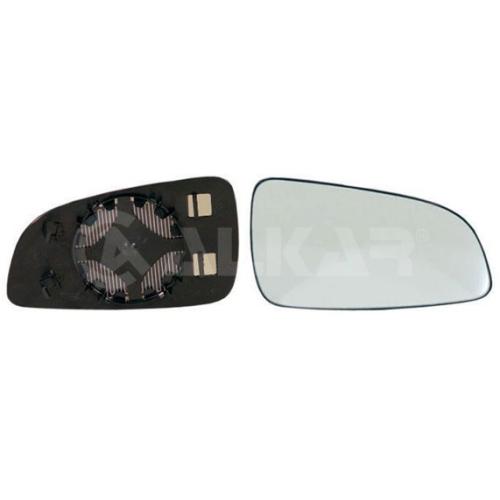 Spiegelglas, Außenspiegel ALKAR 6402438 OPEL