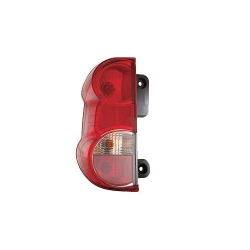 Combination Rearlight VAN WEZEL 3393931 NISSAN