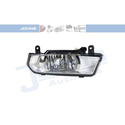 Fog Light JOHNS 71 61 30-2 SKODA