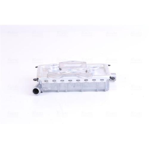 Ölkühler, Motoröl NISSENS 90618 MERCEDES-BENZ