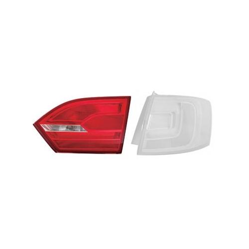 Combination Rearlight VAN WEZEL 5772934 VW