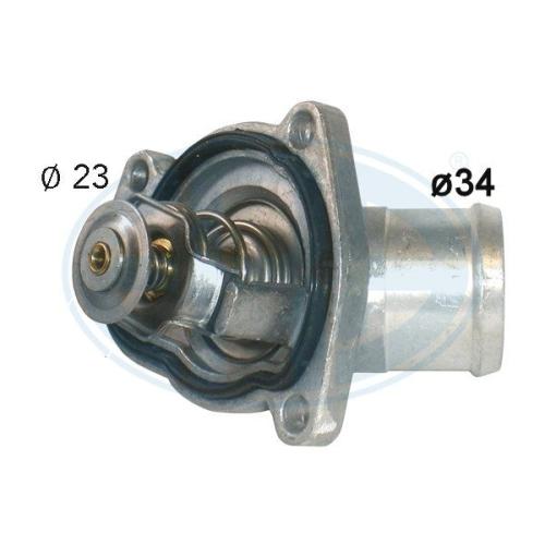 Thermostat, coolant ERA 350046A OPEL GENERAL MOTORS