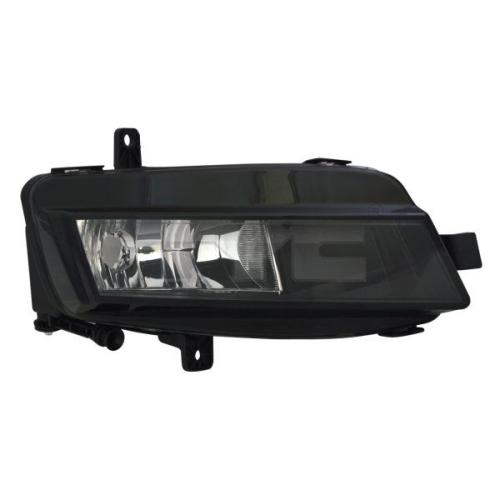 Fog Light TYC 19-12235-05-2 VW