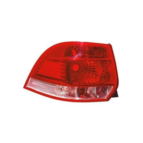 Combination Rearlight VAN WEZEL 5898931 VW