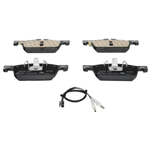 ATE Brake Pad Set, disc brake 13.0460-7276.2