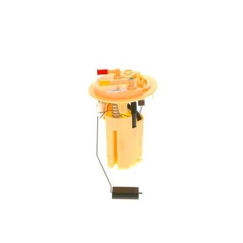 Sensor, Kraftstoffvorrat BOSCH 0 986 580 366 CITROËN PEUGEOT