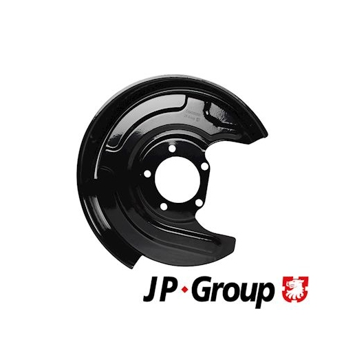 Spritzblech, Bremsscheibe JP GROUP 1164300880 JP GROUP AUDI SKODA VW VAG
