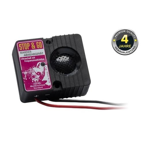 STOP&GO Marderschutz Standard Ultraschallgerät 07535